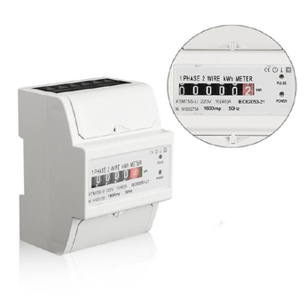 Kwh counter small